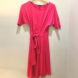 Ann Taylor Tie Waist Dress Size S